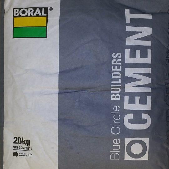 Builders Cement