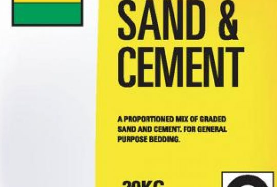 Sand Cement Mix